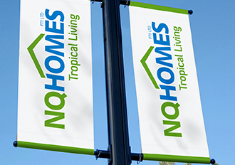 nq homes building logo