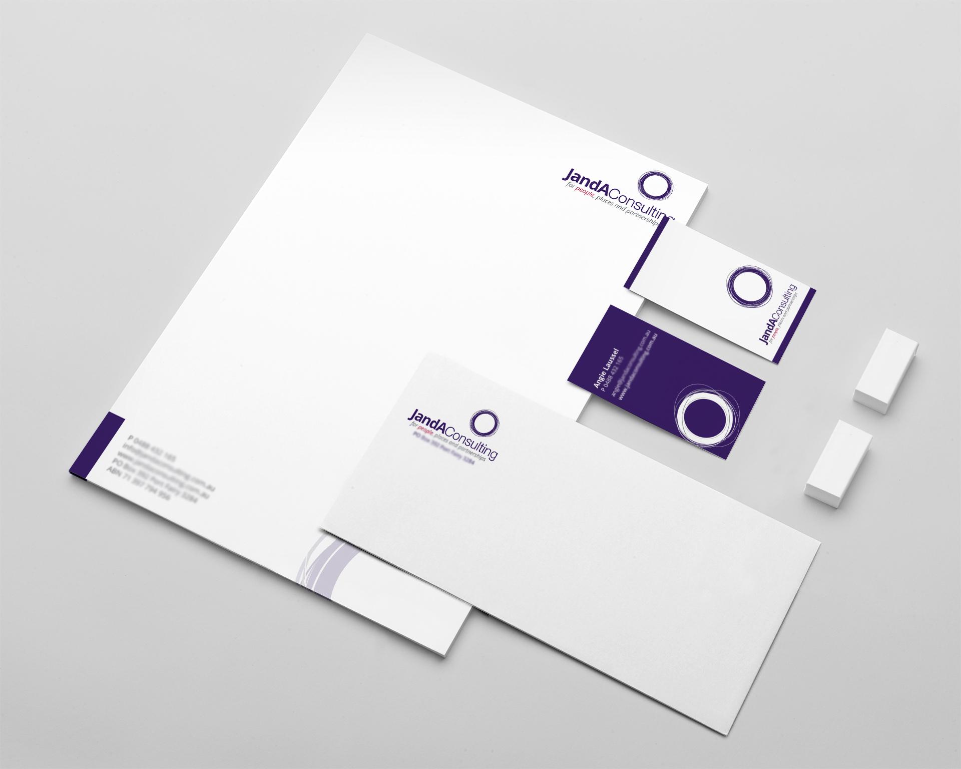 Identity design set by Logoland