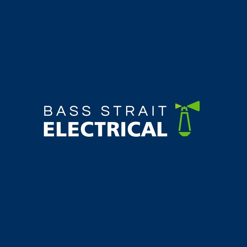 bass strait electrical logo